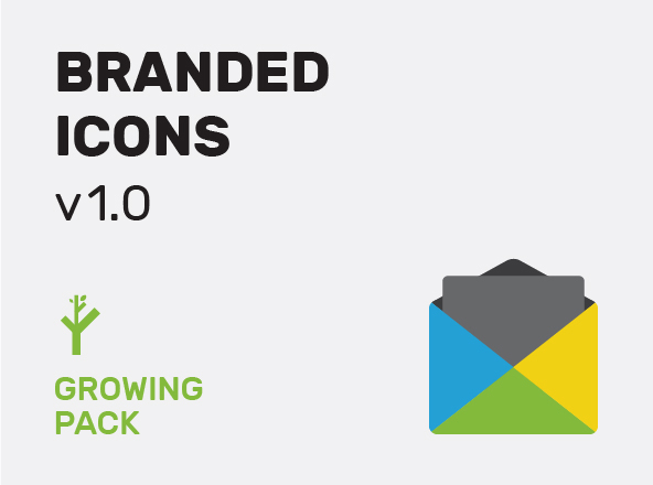Branded Color Icons