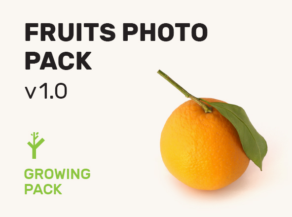 Fruits Photo Pack