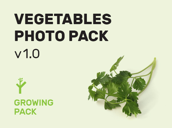 vegetables photo pack