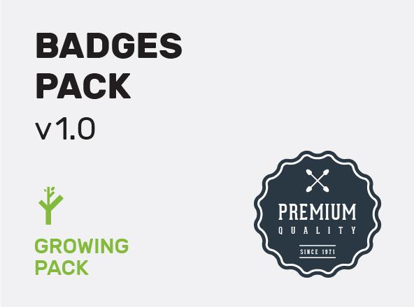 Badges Pack