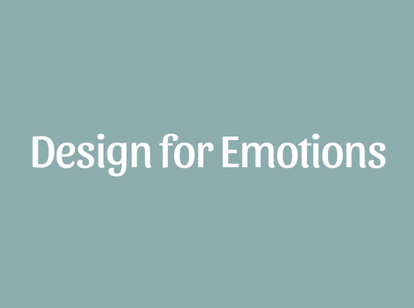 Design for emotions