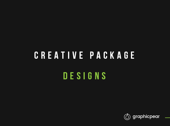 Creative Package Designs