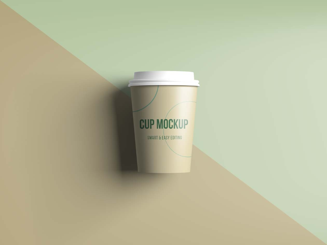 Coffee / Tea Cup Mockup