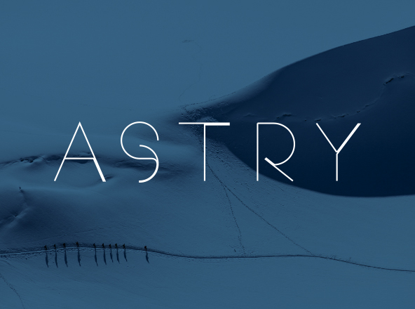 Astry Font
