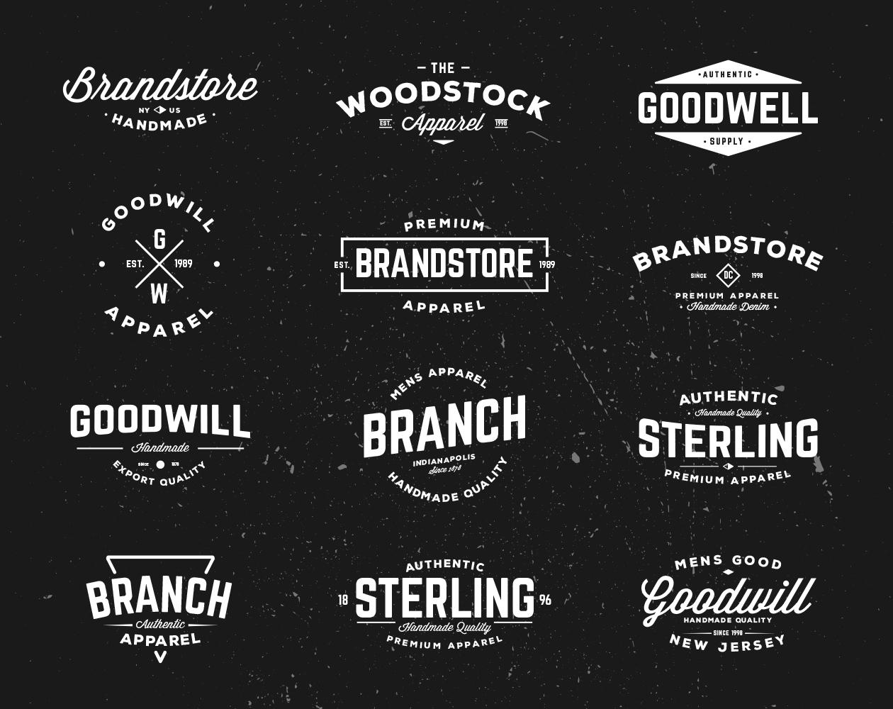 vintage-badges-vector