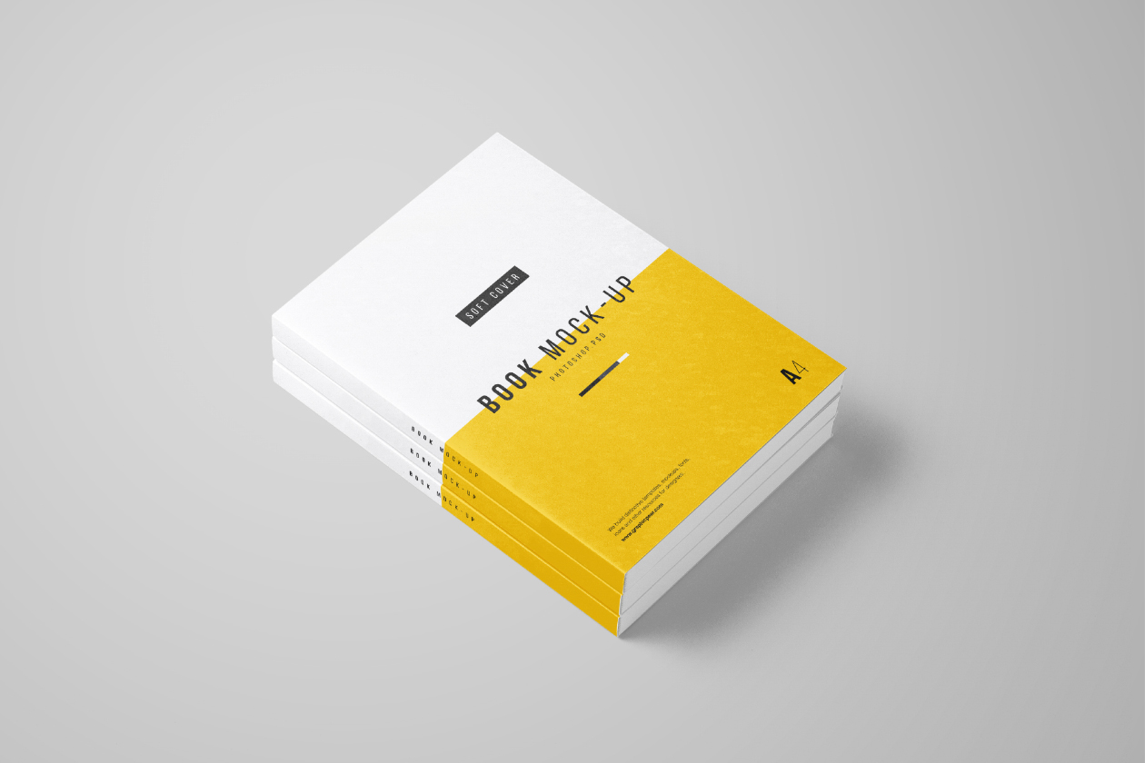 Books Cover Mockup