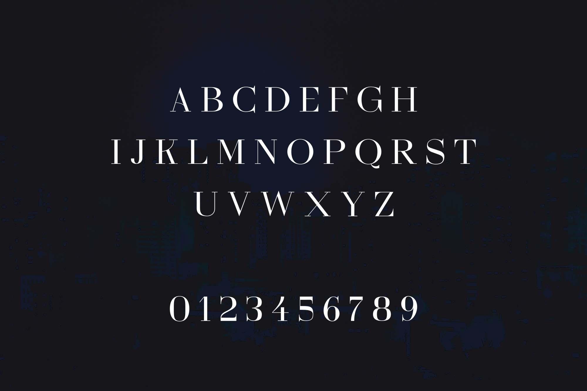 Shamery Font