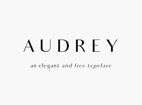Audery Free Font