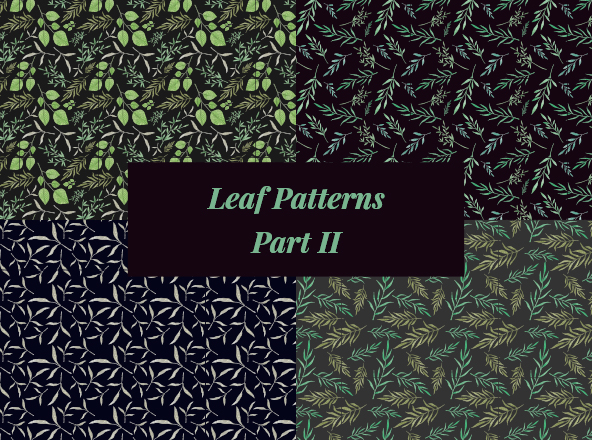 Leaf Patterns - Part II