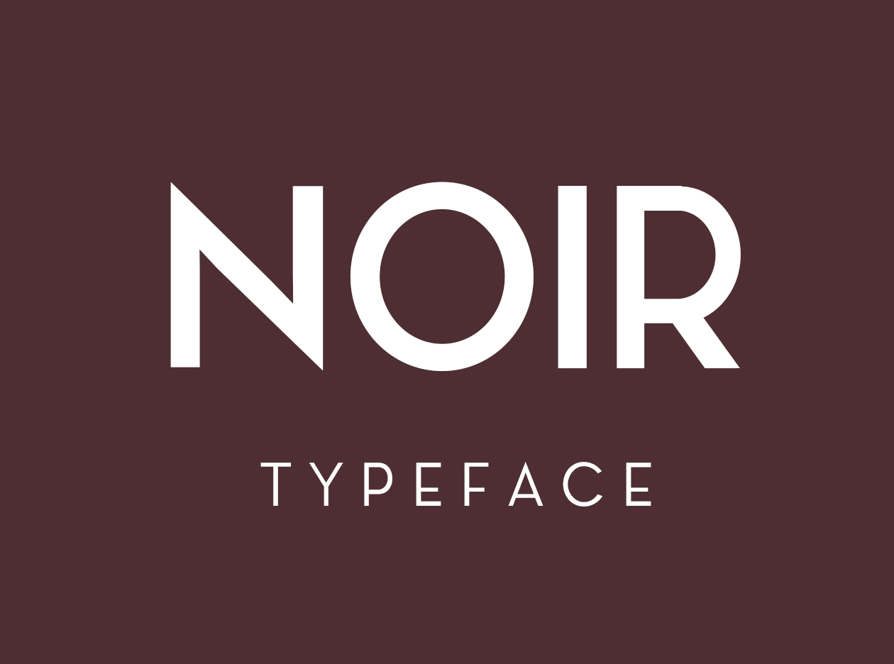 Noir Free Font