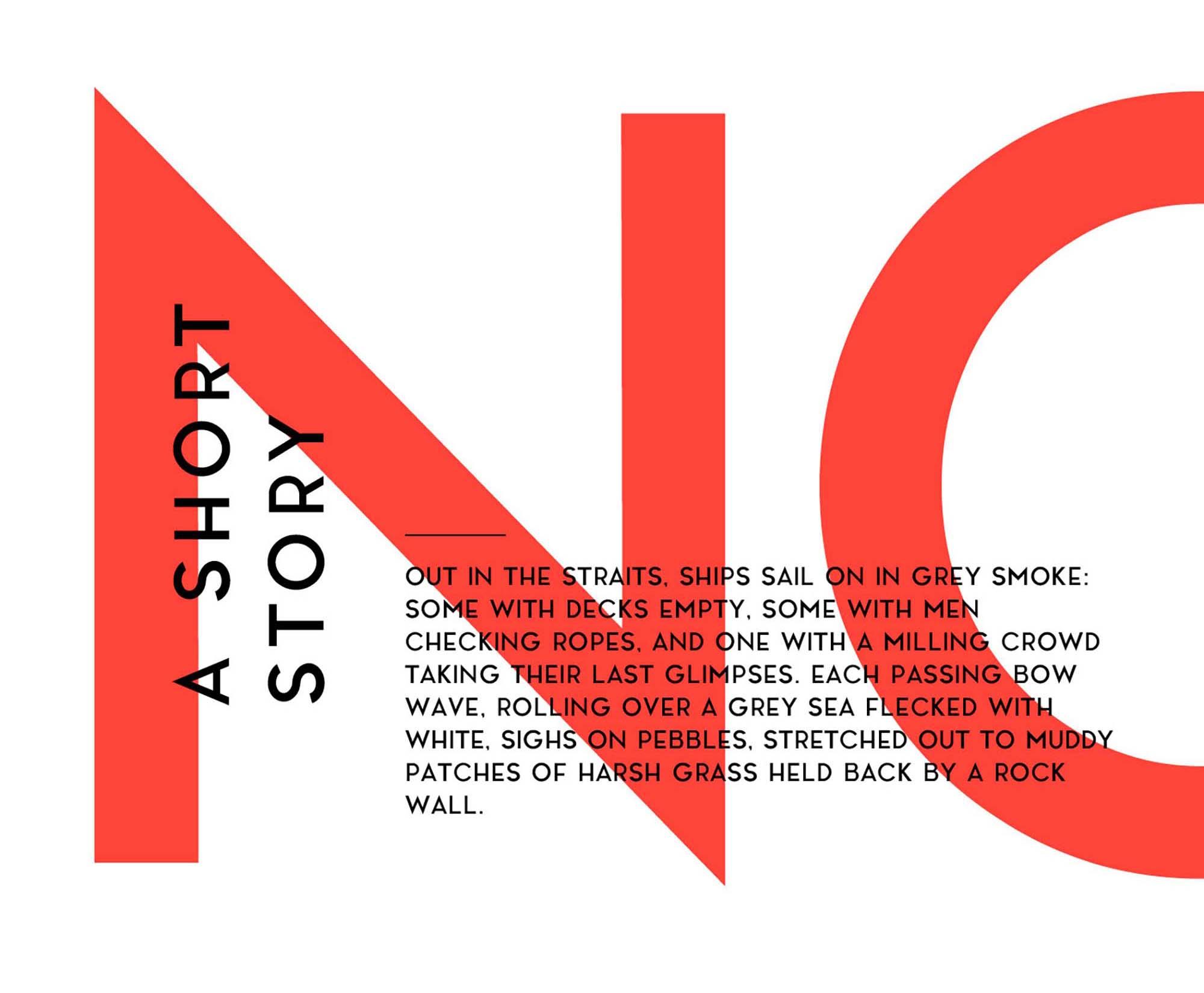 Noir Typeface 2