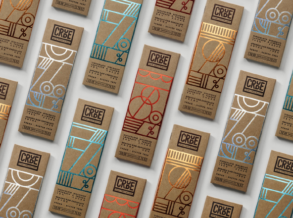 Crude Chocolate Package