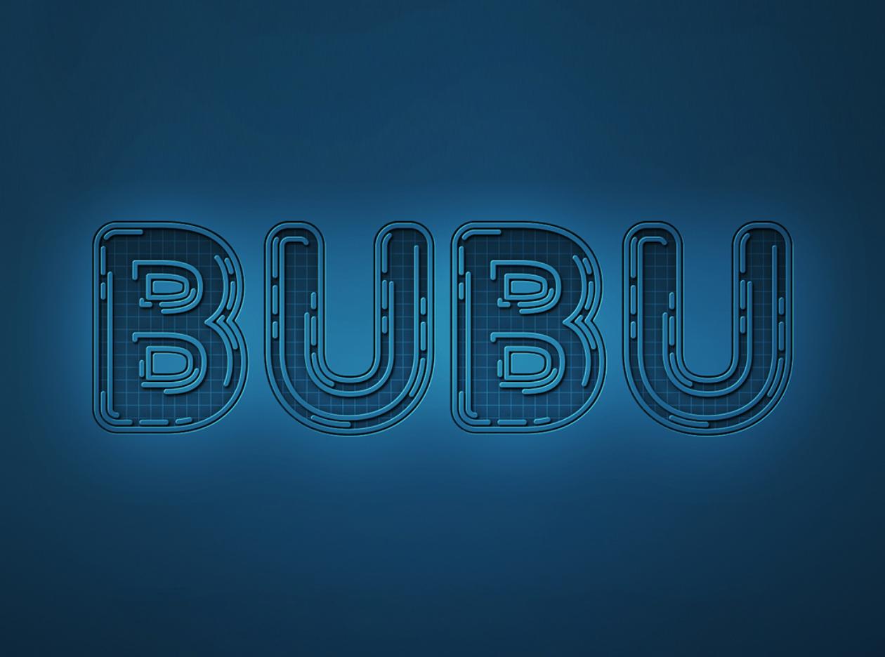 Bubu Font