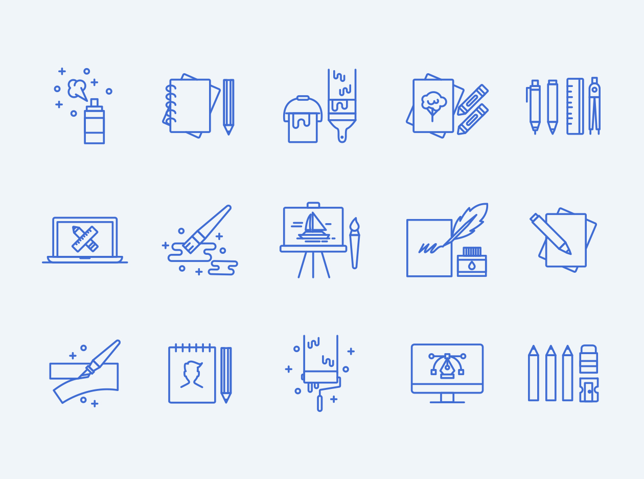 Design & Art Icons