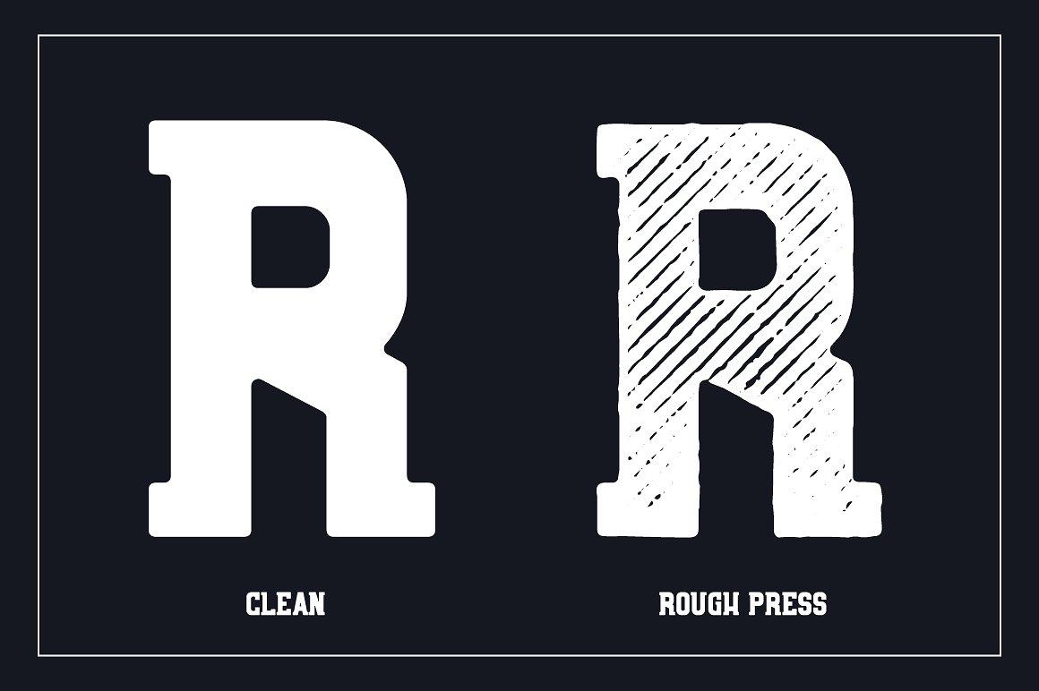 Kubika Slab Serif Font