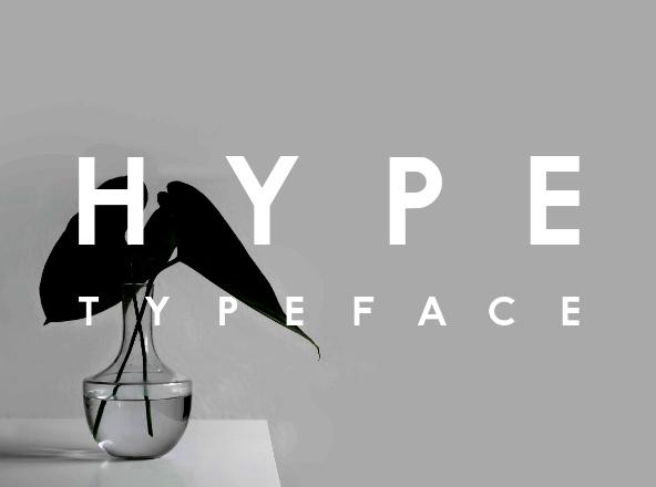 Hype Font