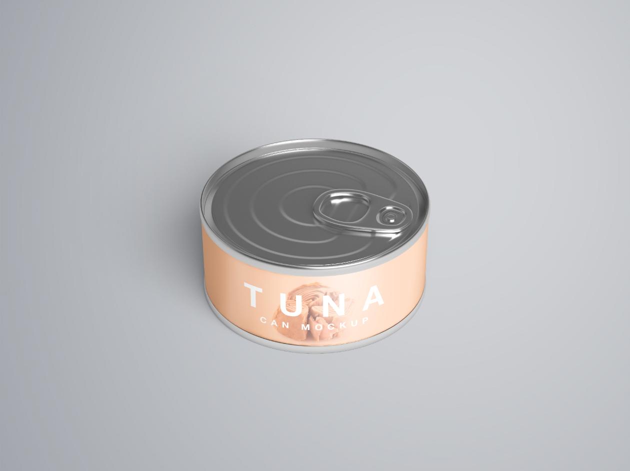 Tuna Mockup