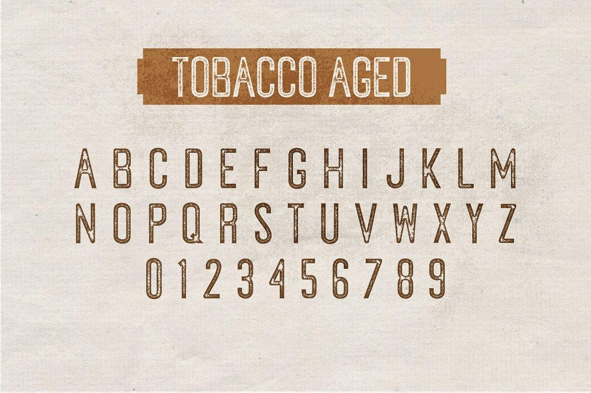 Tobacco Font