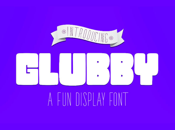 Clubby Font