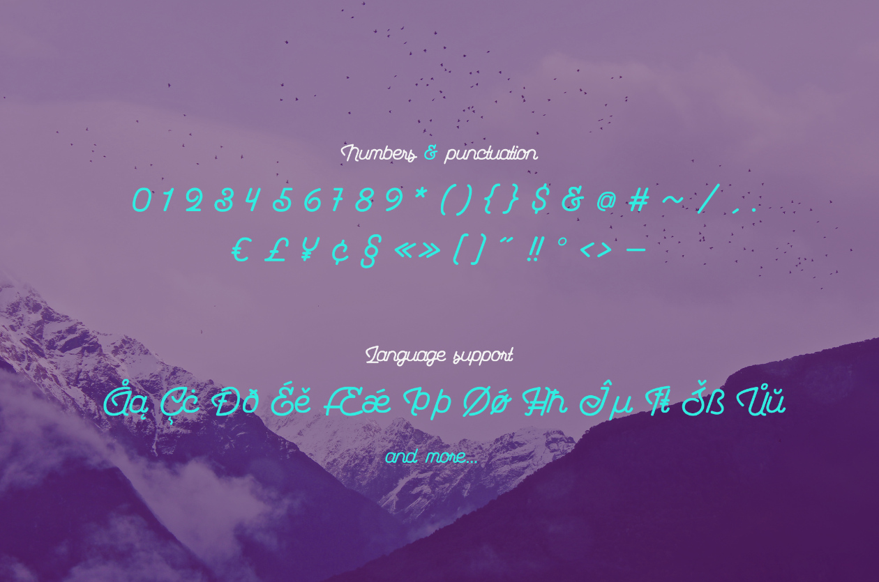 Mayland Font