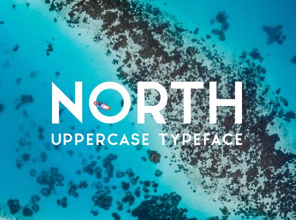 North Typeface