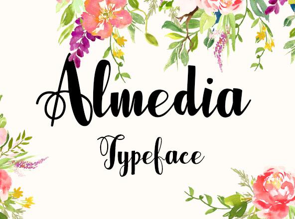 Almedia Font