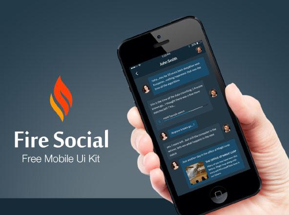 Fire App Ui Kit