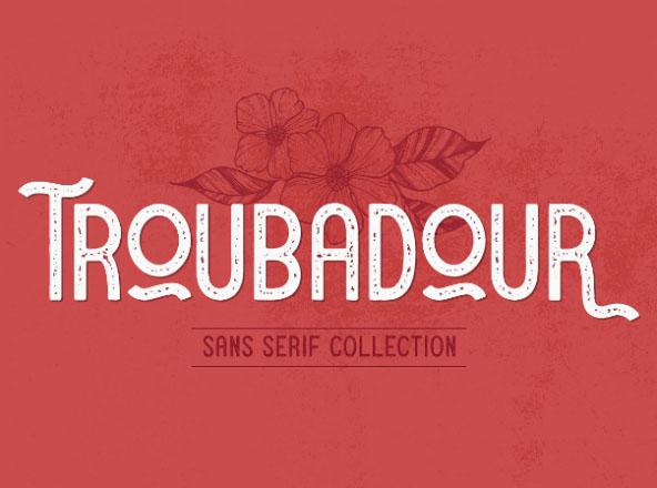 Troubadour Font