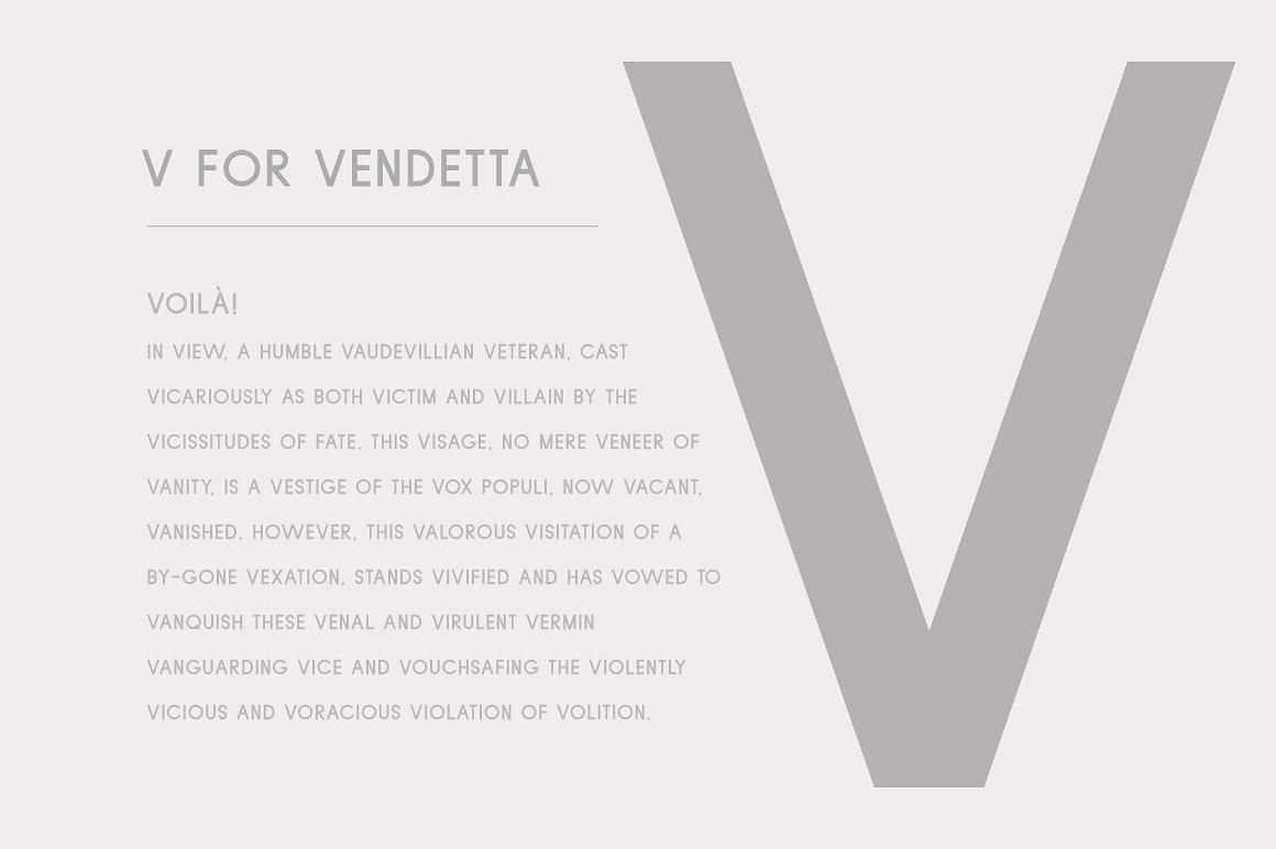 Violet Font