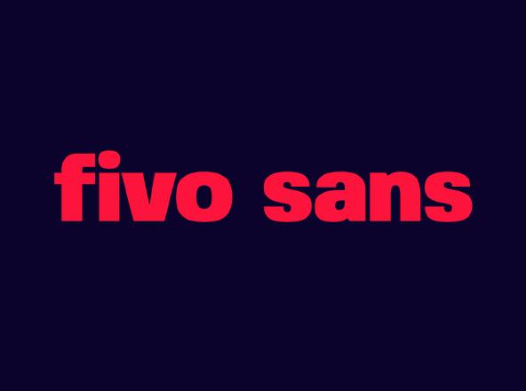 Fivo Sans Font