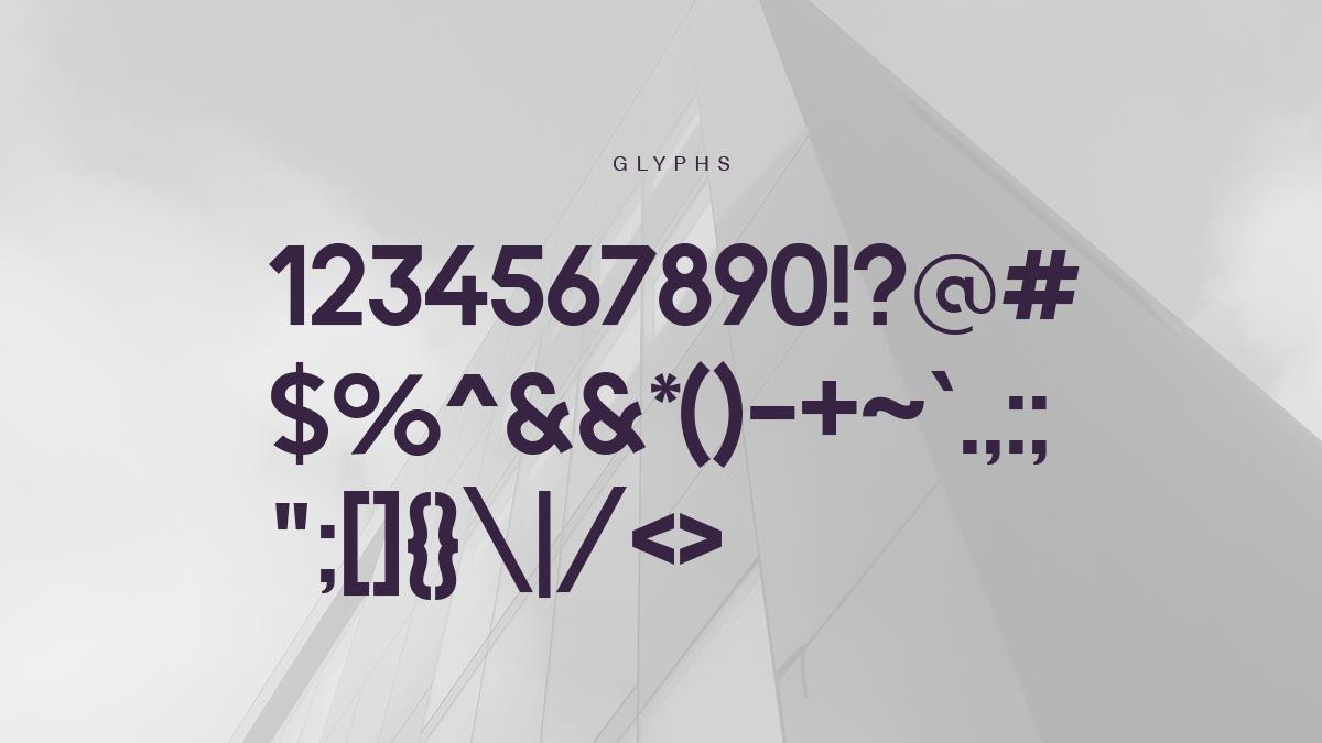 Quantify Font Numbers