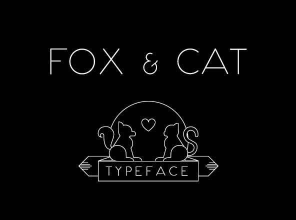 Fox & Cat Font