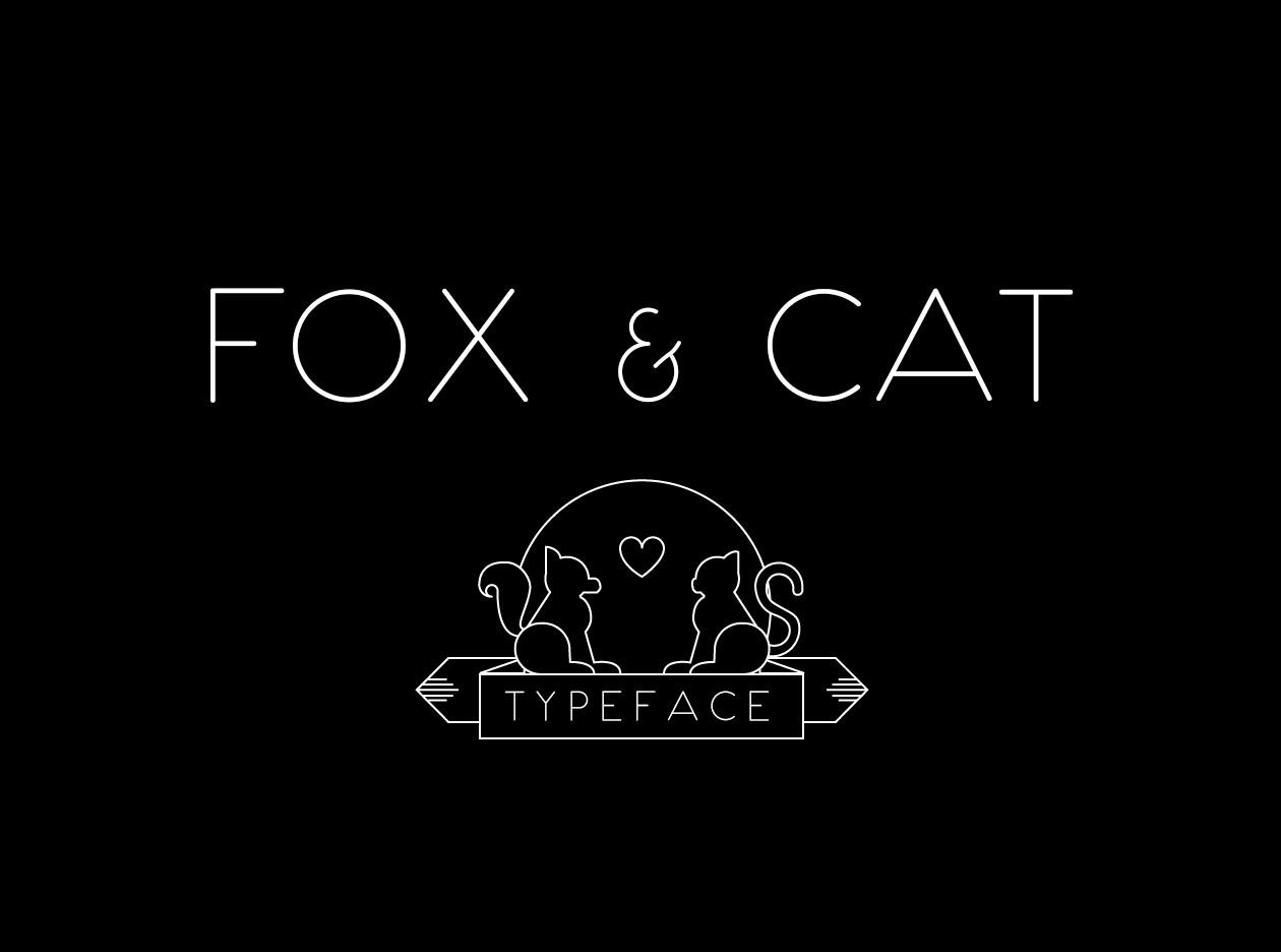 Fox & Cat Font