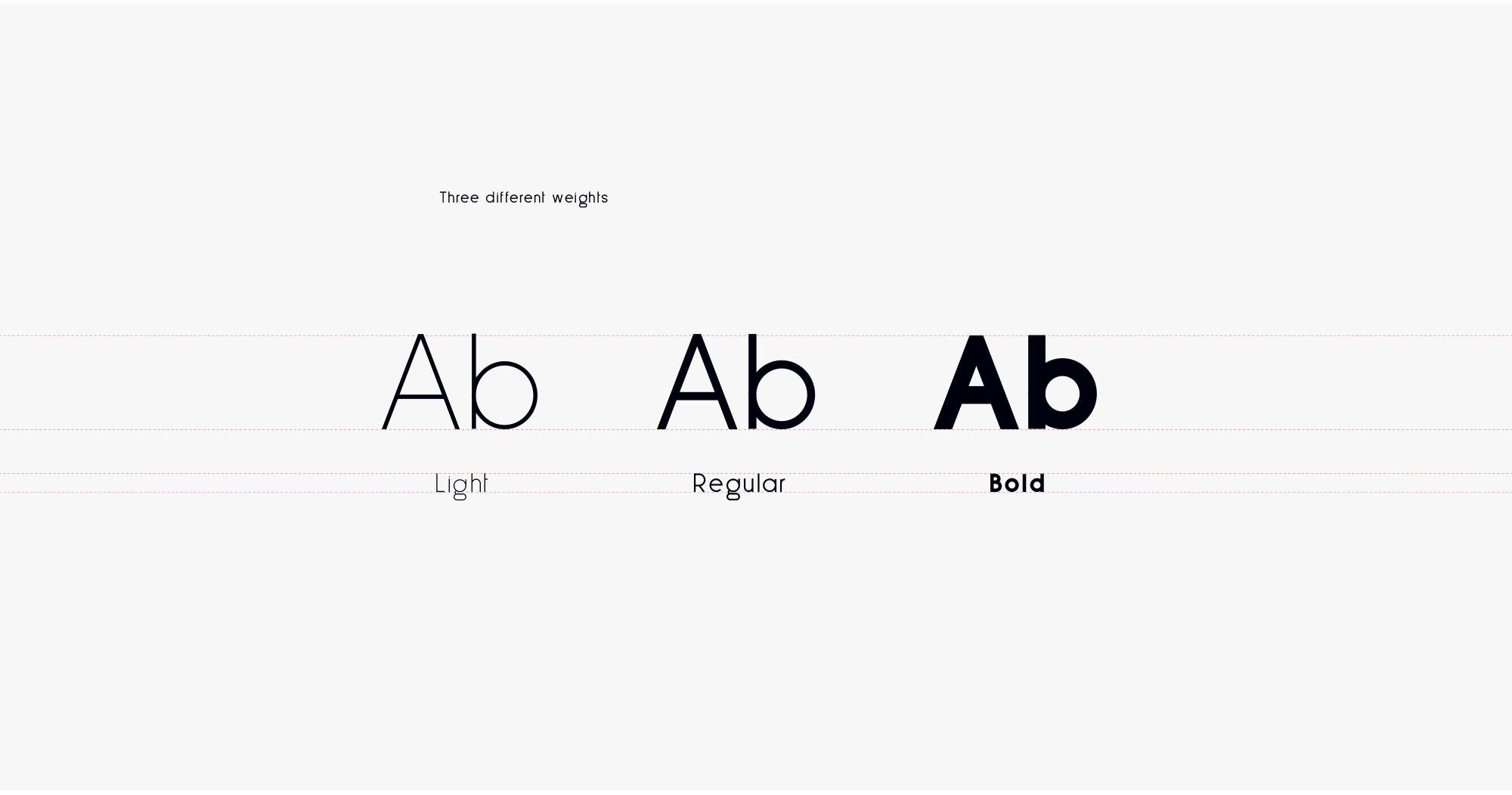 Less Sans Font