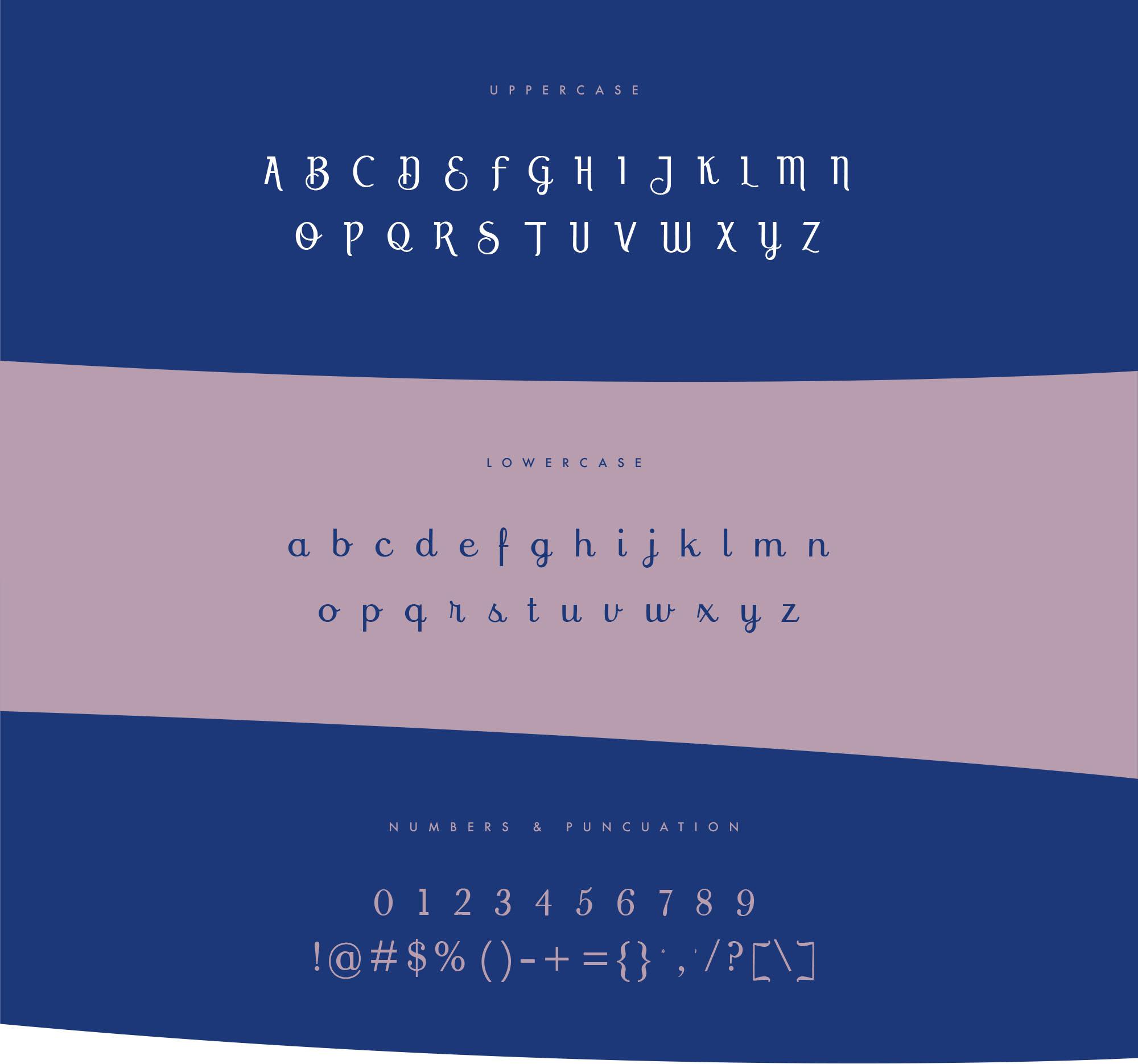 Prink Script Typeface