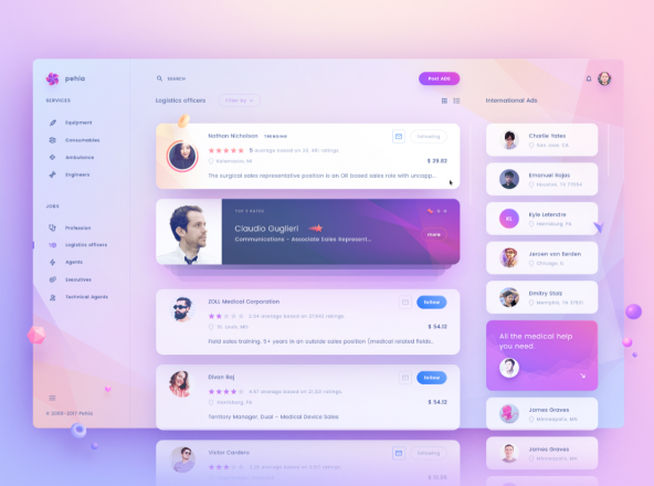 Best Dashboard Ui Designs