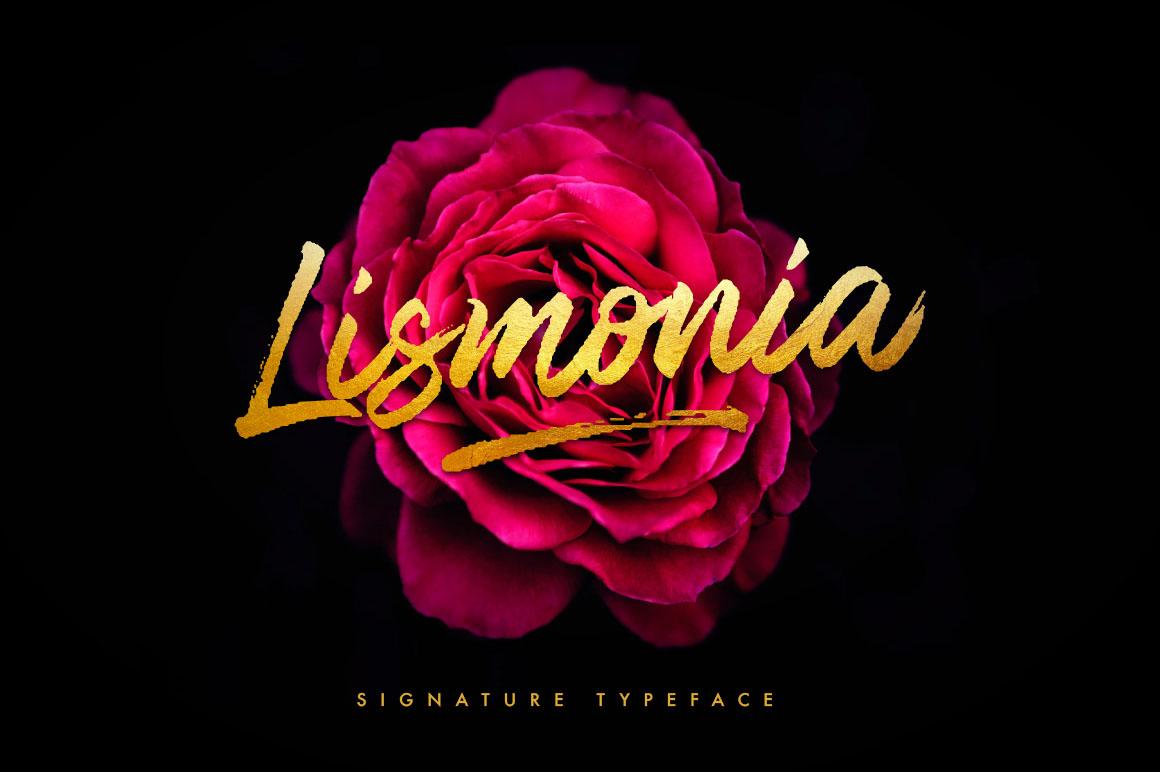 Lismonia Font