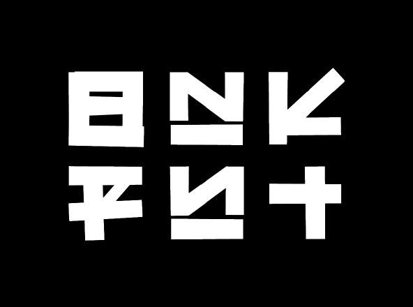 Bankay Typeface