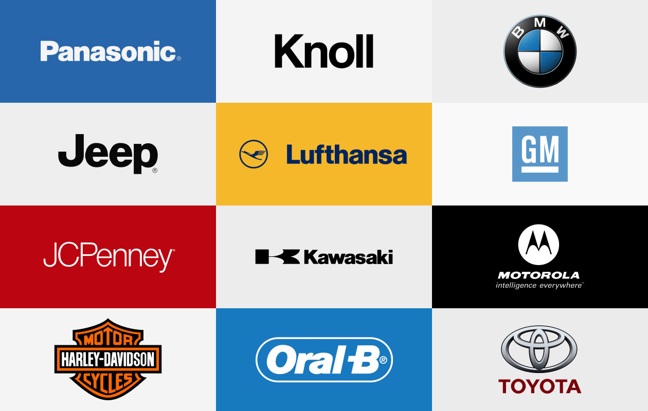 Famous Brands that Uses Helvetica