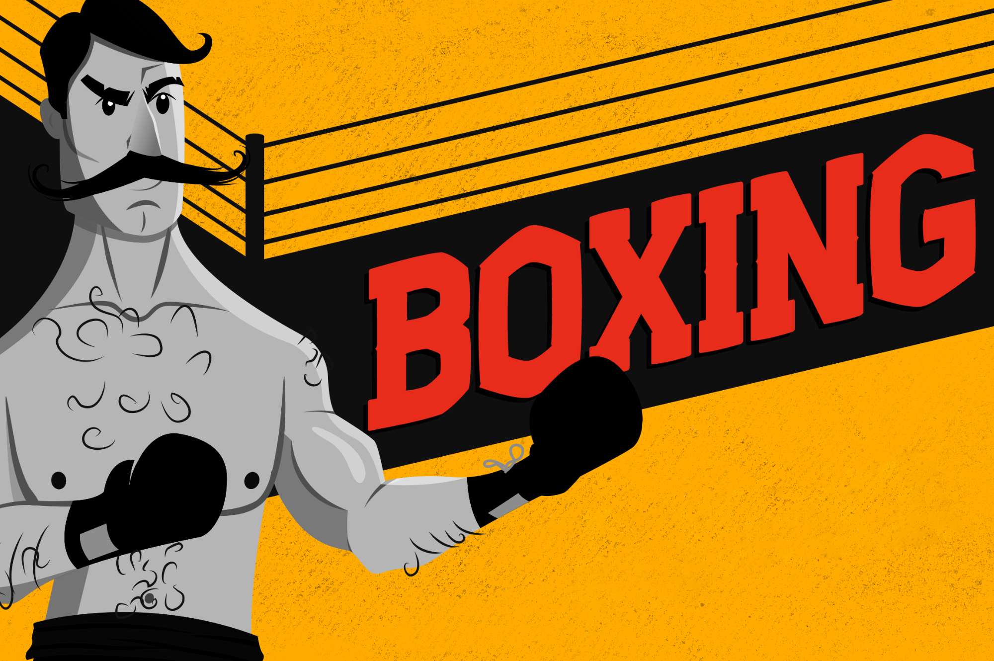 Boxing Slab Font
