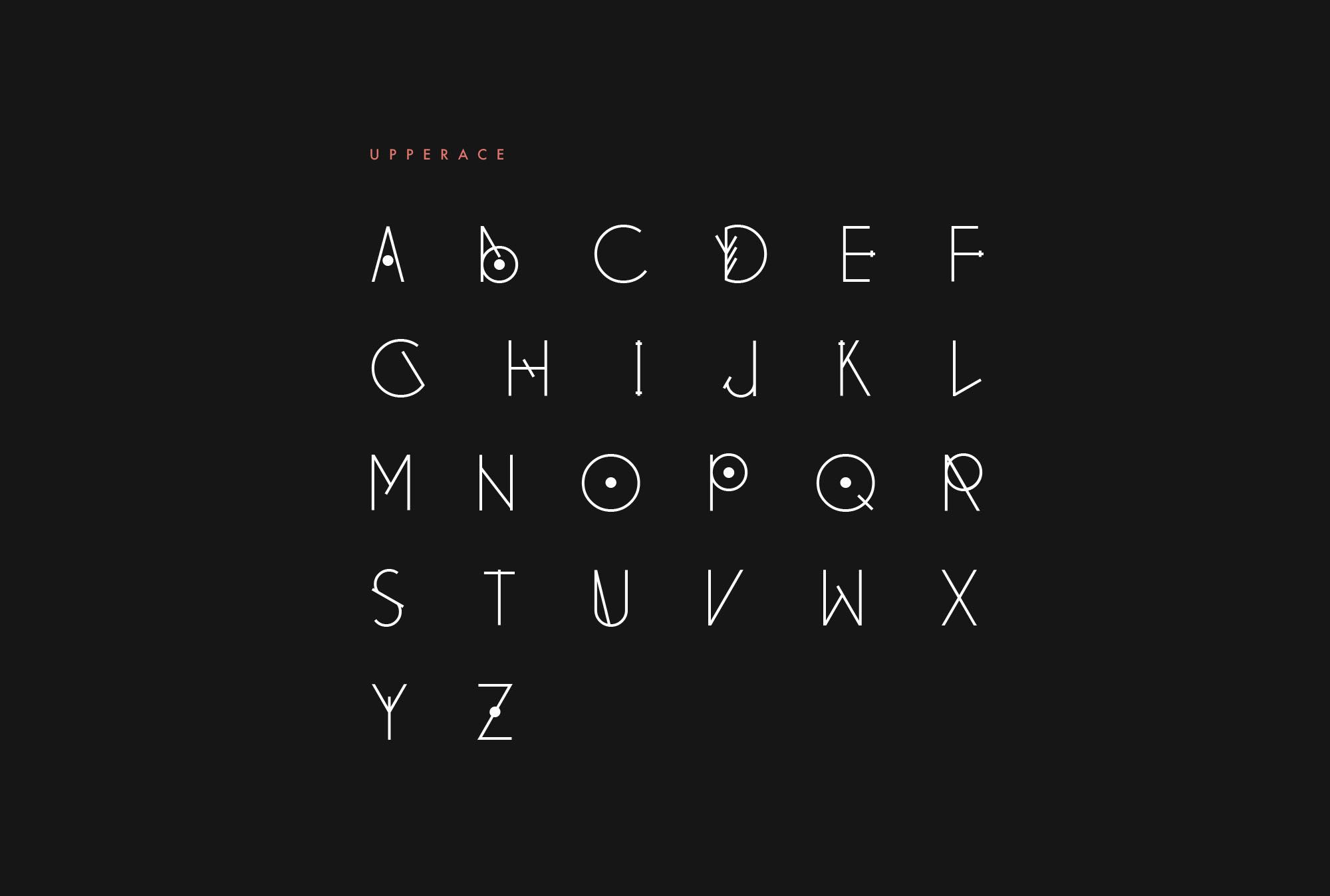 Hovel Wild Typeface