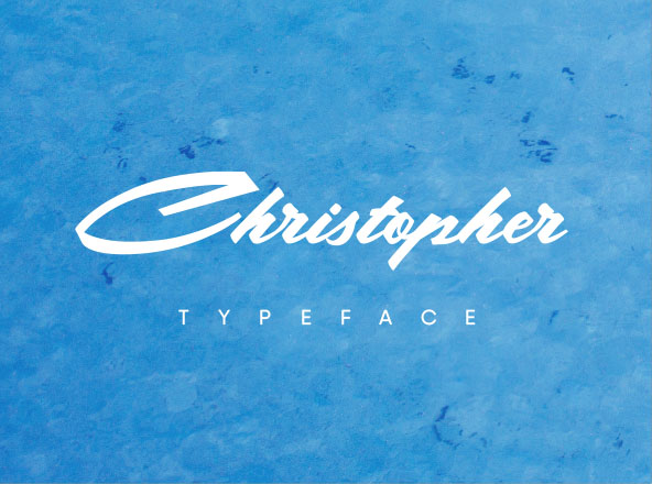 Christopher Typeface