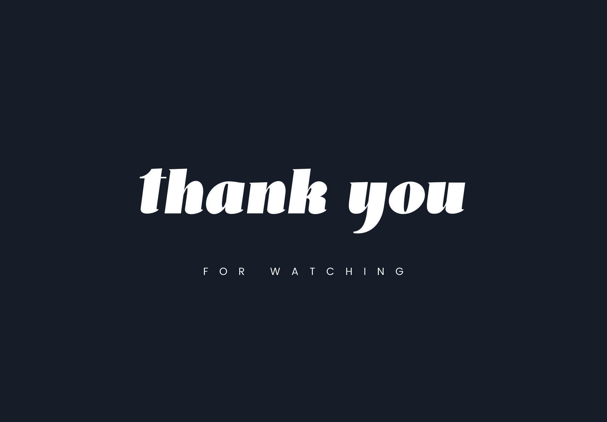 Soigné Font - Thank You