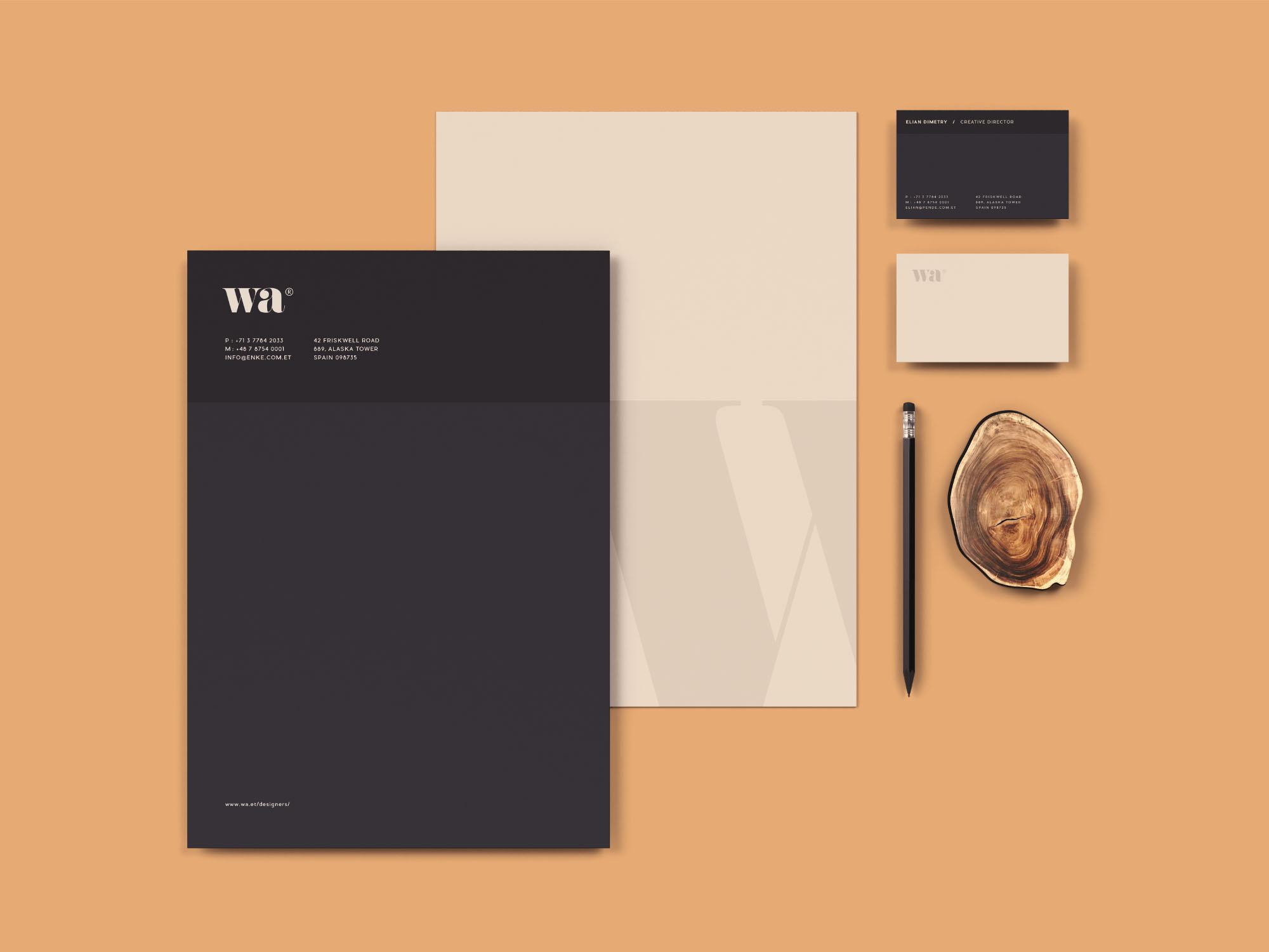 Image Result For Minimal Graphic Design Business Cardsa