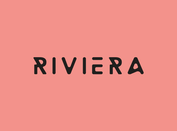 Riviera Typeface