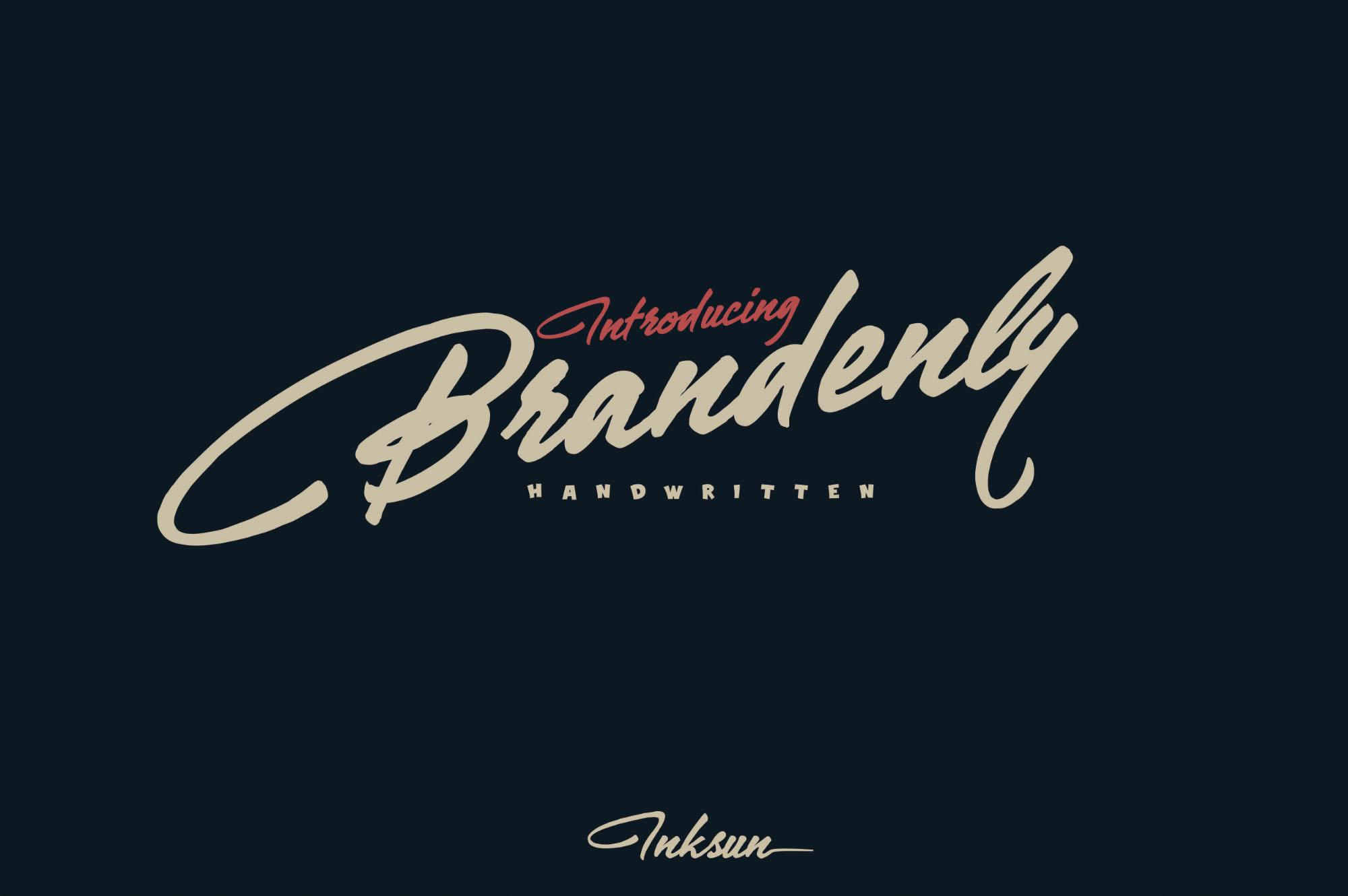 Brandenly Font