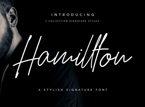 Hamillton Signature