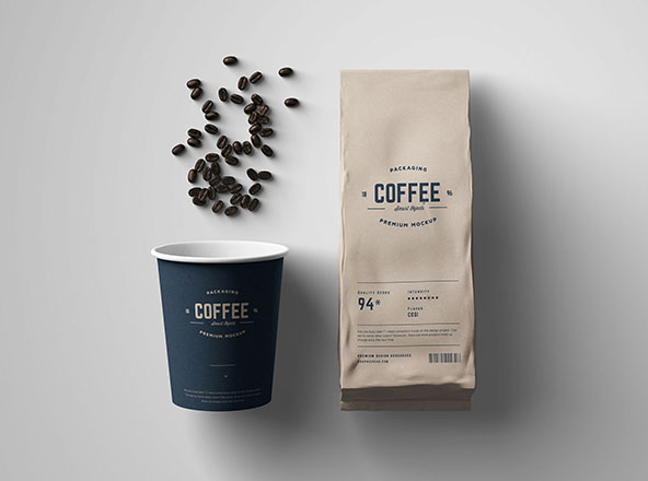 Coffee Bag Package