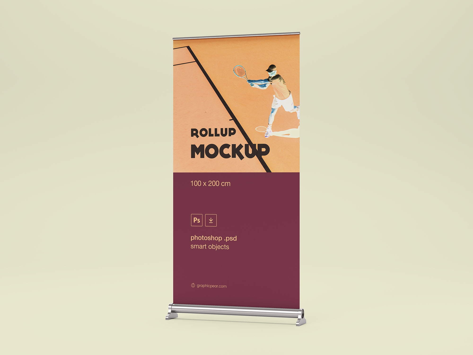 Rollup Mockup