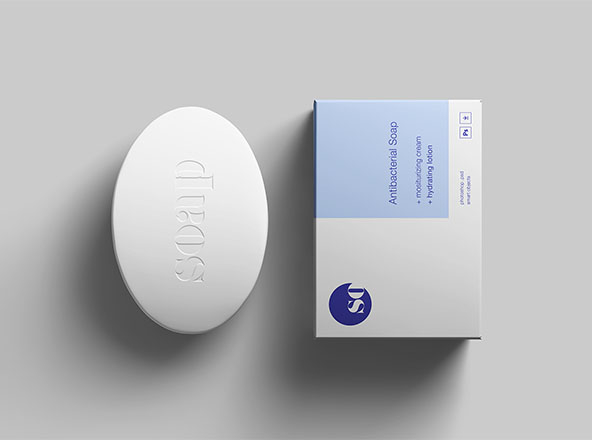Soap Package Mockup